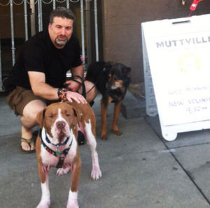 Charleston adopted Muttville