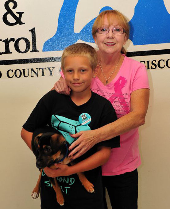 Foxi 1st Maddies adoption 2
