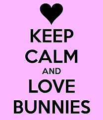 keep calm love buns